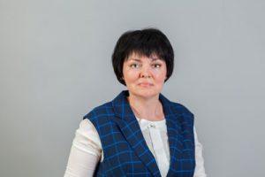 Светлана Леднева и.о. главы г.п. Зеленоборск